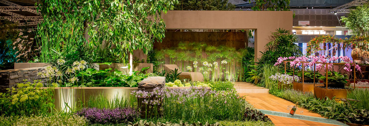 Paul martin designs award winning landscape garden designs for Landscape design contest